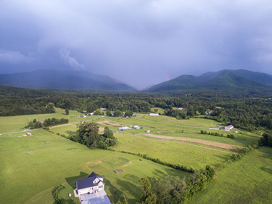 Luna Aerial & Drone Photography